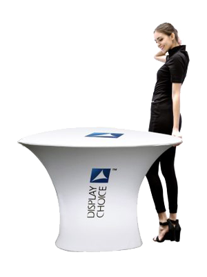 Custom trade show displays at your helm.