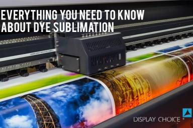 Everything You Need to Know About Dye Sublimation